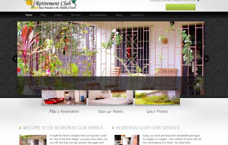 Retirement Club Jamaica Official Website
